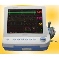 Wholesale 9 Parameters Multiparameter Maternal fetal heart beat Monitor technical  50 ~ 210 bpm from china suppliers