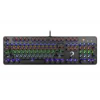 Wholesale KG910 Ergonomic Mechanical Gaming Keyboard Blue Switch OEM / ODM Available from china suppliers