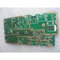 Wholesale Green Halogen-Free Immersion Gold 4 layer PCB, Mutilayer PCB from china suppliers