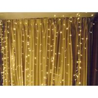 Buy cheap 2016 new 110v fairy commercial christmas lights curtain waterproof for outdoor from wholesalers