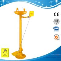 Wholesale SH711BF-Stand eye wash Erect safety eye wash made of G.I.meets ANSI from china suppliers