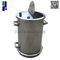 Wholesale Stainless Steel Powder Container Keg from china suppliers