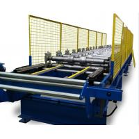 Wholesale 18 Stations Blue Wall Panel Roll Forming Machine 5.5KW With Double Uncoiler from china suppliers