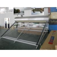 Wholesale Domestic Heat Pipe Solar Collector Closed Loop System With Aluminum Frame from china suppliers