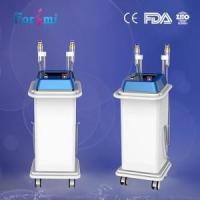 Wholesale CE Certificated Two kinds of RF output Newest Face Lift stationary rf facial thermageer from china suppliers