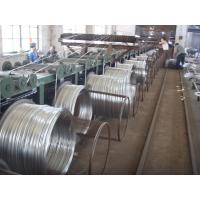 Wholesale 8 9 10 Hot Dipped Galvanized Wire , Galvanized Binding Wire For Highway Barriers from china suppliers