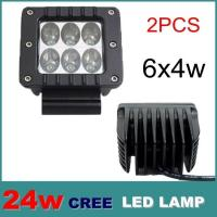 Buy cheap 24W LED Flood work Lamp Light Offroads For Trailer Off Road Boat truck,ATV, SUV, mining from wholesalers