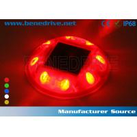 Buy cheap PC Material Solar Road Stud Led Cats Eyes With Li - On Battery from wholesalers