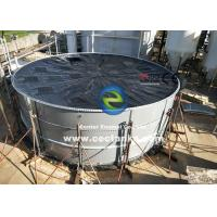 Buy cheap Sludge Storage Tank Designed according to AWWA D-103/09 with Superior Corrosion Resistance Capability from wholesalers
