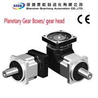 Wholesale Compact Stepper Motor Planetary Gear Box Reducers With 60 90 180 Flange Series from china suppliers