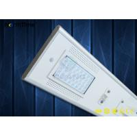 Wholesale CE RoHs IP65 Approved Solar Powered LED Lighting Systems All In One Solar Light with IP65 Rating from china suppliers