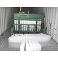 Wholesale Energy Saving Industrial Ice Block Making Machine Anti Corrosion from china suppliers