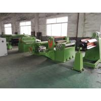 Wholesale Steel Coil Slitting Machine , Steel Slitting Lines Min Slitting Width 200mm from china suppliers
