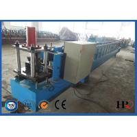 Wholesale C / Z Interchage Purlin Cold Roll Forming Machine With Mitsubishi Transducers from china suppliers