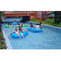 Wholesale Children Aquasplash Lazy Raver / Stream With Wave , Water Fun Park from china suppliers
