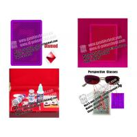 Quality XF Copag Texas marked cards for poker cheat|invisible ink|IR contact lenses|perspective glasses|game cheat for sale