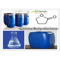 Wholesale Healthy Gamma Butyrolactone / GBL Safe Organic Solvents Cas 96-48-0 for Bodybuilding Steroids from china suppliers