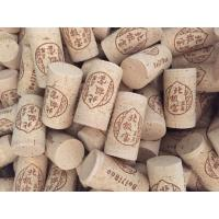 Wholesale A Grade 1+1 Wine Cork Stopper & Champagne Cork 24*44MM with Fine Grain Agglomerated Cork Material from china suppliers