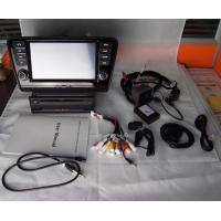 Quality Skoda Octavia Skoda DVD Player , Touch screen car dvd player with GPS for sale