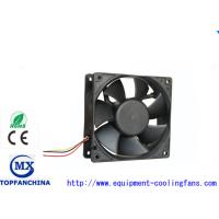 Quality 120mm X 120mm X 38mm Waterproof Radiator Fan For Medical / Industry / Home Appliance for sale