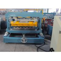 Wholesale Anti Rust Roller Metrocopo Steel Roof Tile Roll Forming Machine with CE from china suppliers