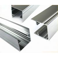 Wholesale Chemically Polished Aluminum Angle Extrusion For Windows And Doors ISO9001 approved from china suppliers