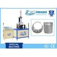 Wholesale Fully Automatic Welding Machine , Stainless Steel Welders For Metal Sheet Bracket from china suppliers