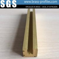 Wholesale Anti-Corrosion u Shape Building Materials Profile In Copper from china suppliers