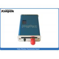 Wholesale 5W Long Range Wireless Video Sender 1200Mhz Audio Video Transmitter and Receiver from china suppliers