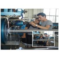 Wholesale Carbon Steel Wrap Wire Mesh Making Machine 5MM Max Slot HWJ200 from china suppliers