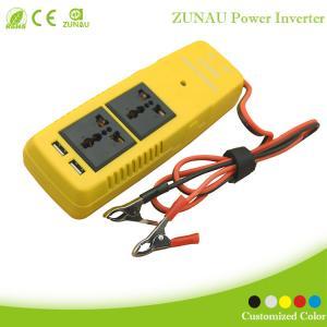 Quality Michelin car power inverter converter Car Charger Dual USB 12V turn 220V for sale