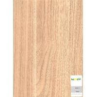 Wholesale walnut deco paper pressed on mdf/chipboard from china suppliers