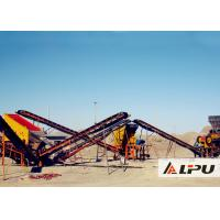 Wholesale High Efficiency Stone Crusher Plant For Sand Making , Crushing Mining Equipment from china suppliers