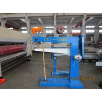 Quality Stable Running Cardboard Semi Auto Stitching Manual Operation 1900 X 700 X 1820mm for sale