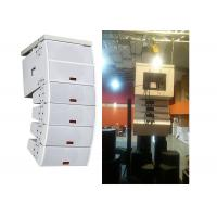 Wholesale Powered Concert Sound System Two-way Double  RMS Line Array speakers from china suppliers