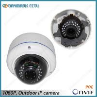 Wholesale Day and Night POE Dome Camera 1080p Resolution from china suppliers