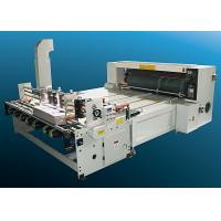 Buy cheap Automatic Feeding Rotary Die Cut Printing Machine Carton Box Maker 70pcs/Min from wholesalers