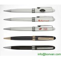 Wholesale exclusive metal ball pen, high quality mont style metal ballpoint pen from china suppliers