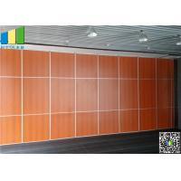 Wholesale Movable Aluminium Sliding Door Aluminum Track Plywood Panel surface from china suppliers