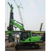 Wholesale 600 / 900 mm Max cylinder trip Rotary Piling Rig 1 m Max drilling diameter from china suppliers