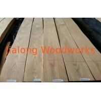 Wholesale Sliced Cut Oak Dyed Wood Veneer For Furniture , Eliminating Stain from china suppliers