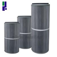 Wholesale Anti Electrostatic Powder Recovery Filter Element from china suppliers