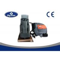Wholesale 500W Suction Motor Industrial Floor Scrubbing Machines , Hard Floor Cleaning Machines from china suppliers