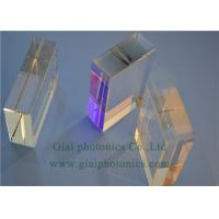 Quality Substrate N-SF11 Optical Prism / Equilateral Dispersion Prisms For Medical Instruments for sale