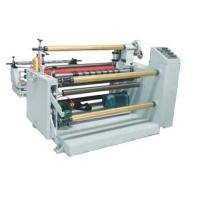 Wholesale Plastic Film Slitting Machine For Thermal Paper And Copper , Aluminum Foil from china suppliers