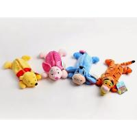 Wholesale Disney Cartoon Plush Pencil Pouch , Animal Zipper Pencil Pouch from china suppliers