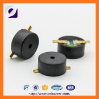 Wholesale Small 3V SMD Alarm Electro-Magnetic Buzzer For Mobile Phone , Black PPS from china suppliers