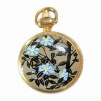 Wholesale Mechanical Pocket Watch, Comes in Various Styles from china suppliers