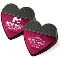 Wholesale Customizable Heart Magnetic Clip from china suppliers