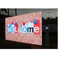 Wholesale P6 advertising video wall rental led screen waterproof outdoor cabinets from china suppliers